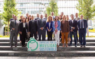 """Se presenta la plataforma nacional """"Empresas por la Movilidad Sostenible"""""""