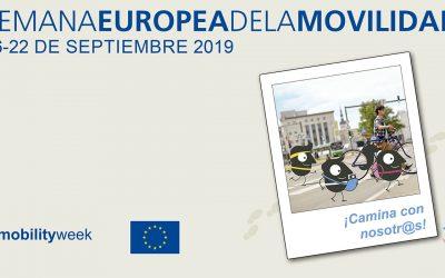 La Semana Europea de la Movilidad celebra su 17ª edición