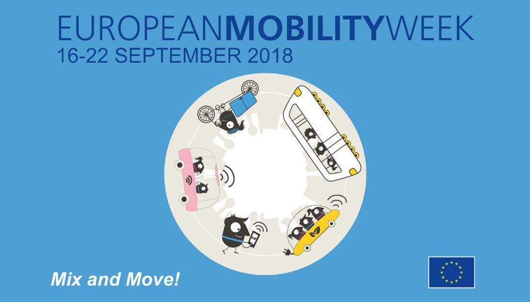 La European Mobility Week, la oportunidad perfecta para ser la ciudad más sostenible