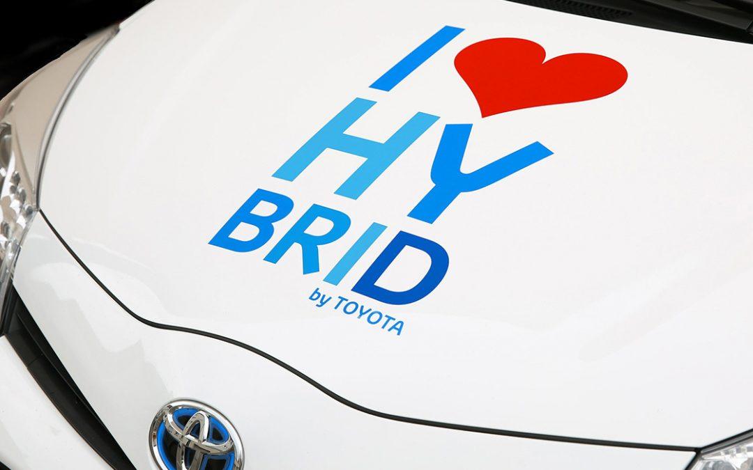 Híbridos, los vehículos del presente