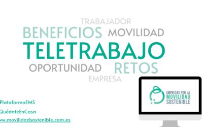 Teletrabajo: beneficios para empleados y empresas