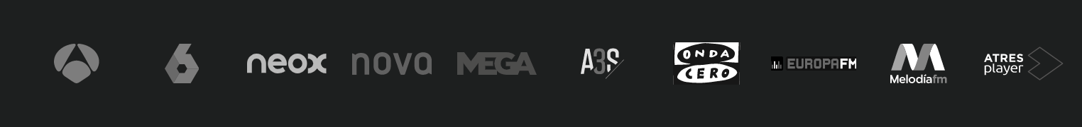logos atresmedia