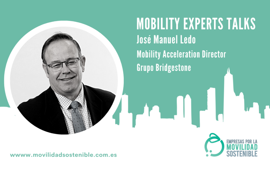 Mobility Experts Talks | Grupo Bridgestone