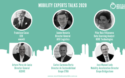 MOBILITY EXPERTS TALKS 2020