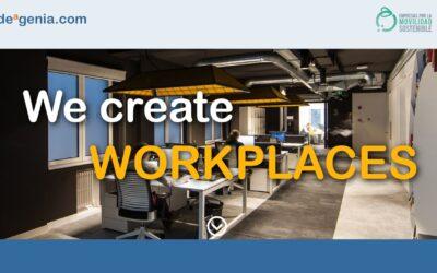 ideagenia.com, nuevo miembro de Empresas por la Movilidad Sostenible
