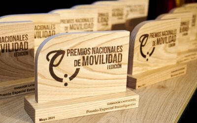 Premios Nacionales de Movilidad: conoce a los ganadores