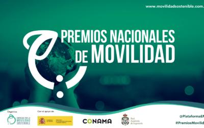 ¿Quieres conocer en detalle a los ganadores de los Premios Nacionales de Movilidad?