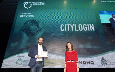 Conoce la solución de distribución de paquetería urbana ecofriendly de CITYlogin, ganadora del Premio Nacional de Movilidad en la categoría 'Servicio'