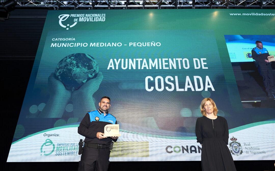 Conoce la iniciativa de la Policía Local y el Ayuntamiento de Coslada que ha ganado el Premio Nacional de Movilidad en la categoría 'Municipio Mediano – Pequeño'