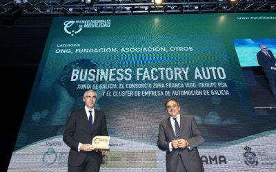Conoce Business Factory Auto, ganador del Premio Nacional de Movilidad en la categoría «ONG, Fundación, Asociación»