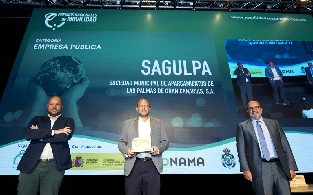 CONOCE SAGULPA, EMPRESA GANADORA DEL PREMIO NACIONAL DE MOVILIDAD EN LA CATEGORÍA 'EMPRESA PÚBLICA'