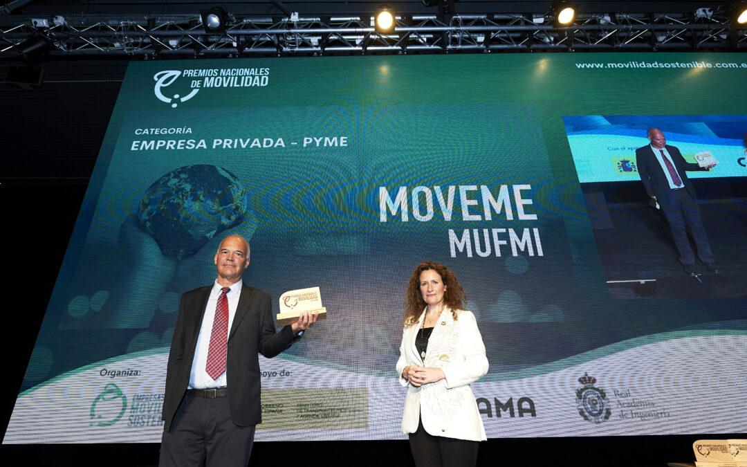 Conoce Mufmi, empresa ganadora del Premio Nacional de Movilidad en la categoría 'Empresa privada – PYME'