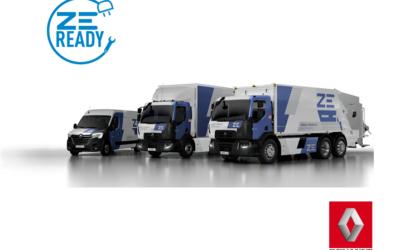 Renault Trucks, nuevo miembro de Empresas por la Movilidad Sostenible