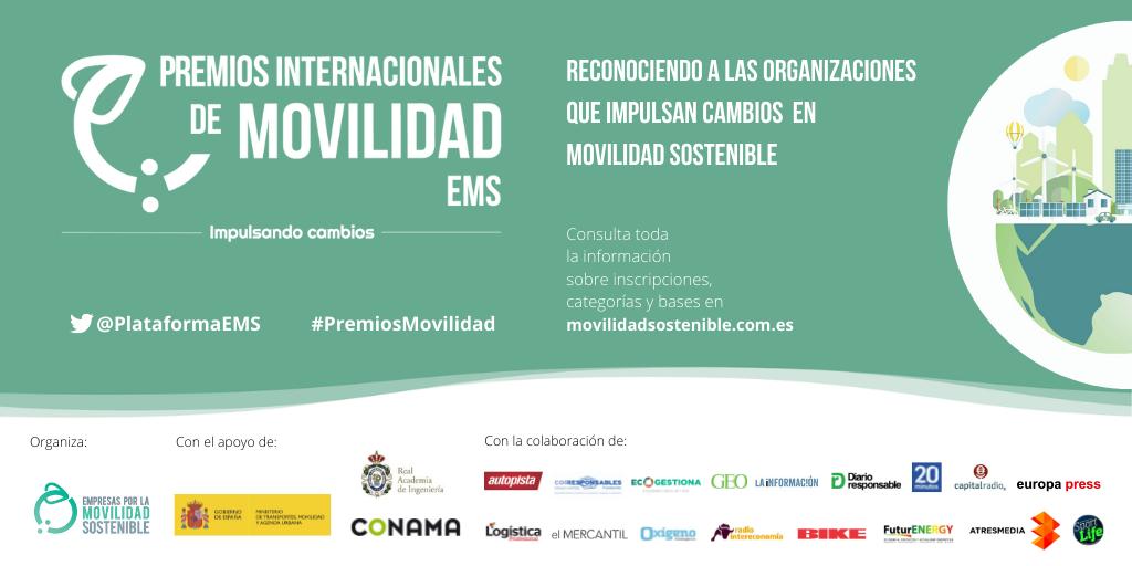 premios internacionales de movilidad