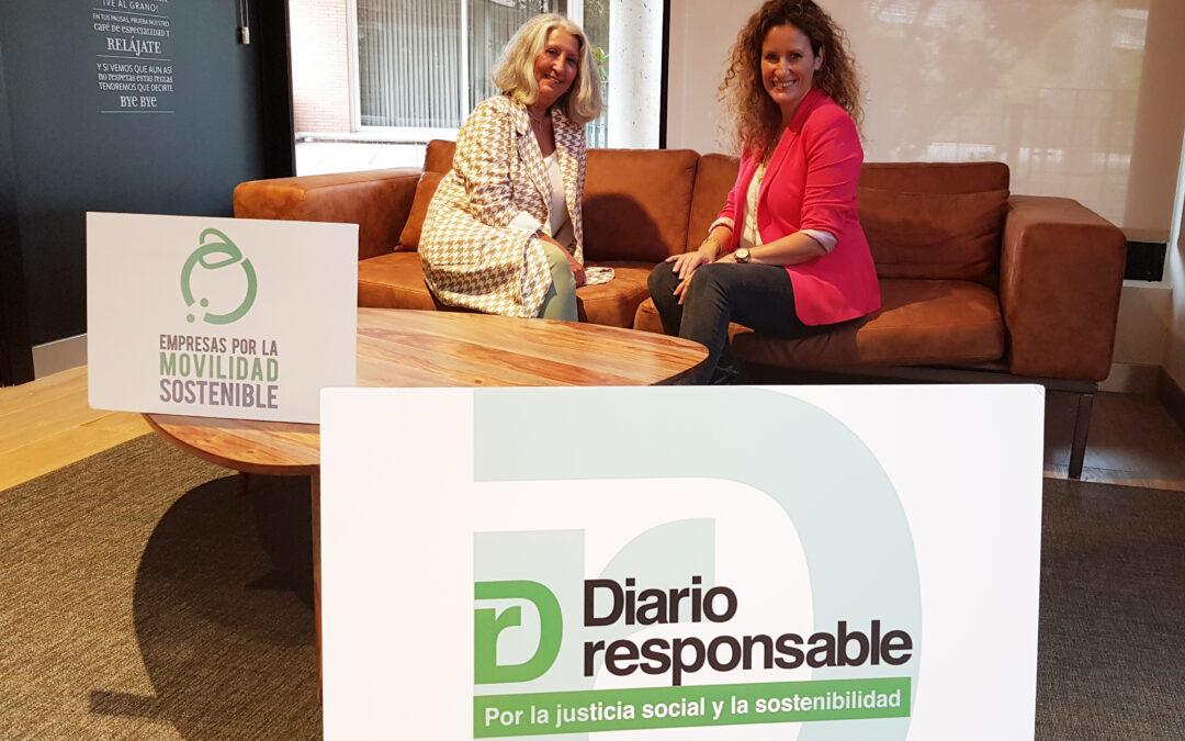 Alianza estratégica entre Diario Responsable y Empresas por la Movilidad Sostenible