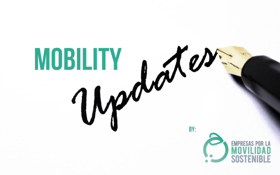 Mobility update by EMS