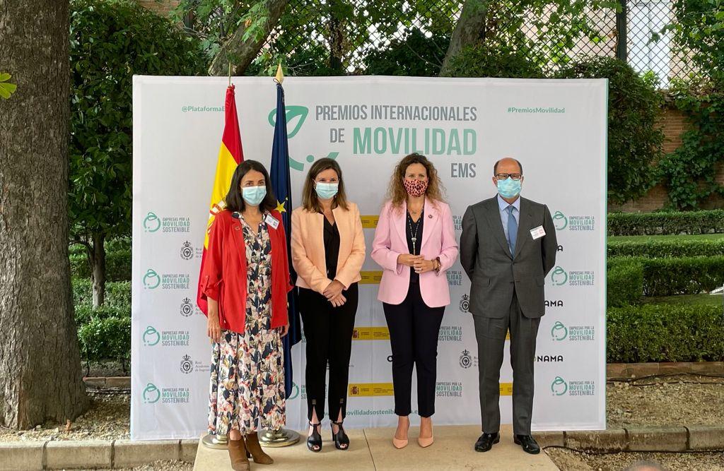 2ª Edición de los Premios Internacionales de Movilidad EMS: ¡Presenta tu candidatura!