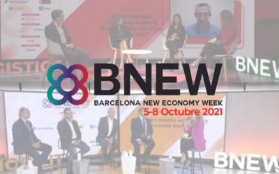 BNEW 2021: tendencias en logística y movilidad